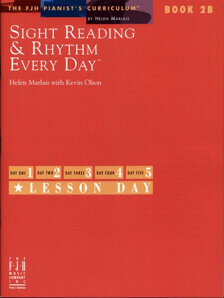 Sight Reading & Rhythm Every Day, Book 2B