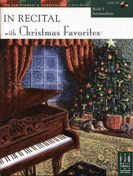 In Recital! with Christmas Favorites, Book 5