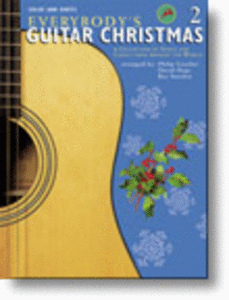 Everybody's Guitar Christmas, Book 2
