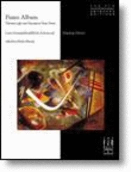 Piano Album, Thirteen Light and Descriptive Piano Pieces