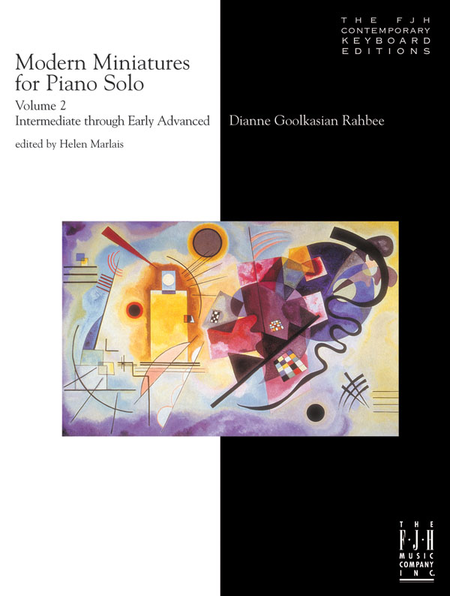 Modern Miniatures for Piano Solo, Volume 2