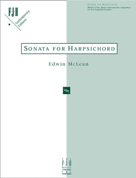 Sonata for Harpsichord