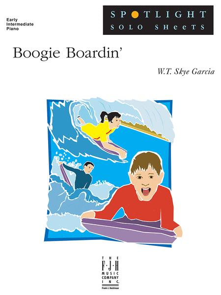 Boogie Boardin'