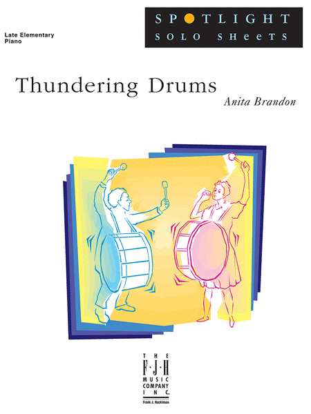 Thundering Drums (NFMC)