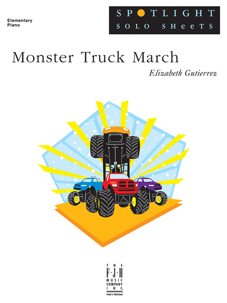 Monster Truck March
