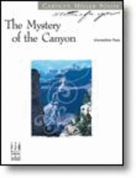 The Mystery of the Canyon