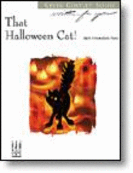 That Halloween Cat!