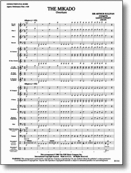 The Mikado (Overture)