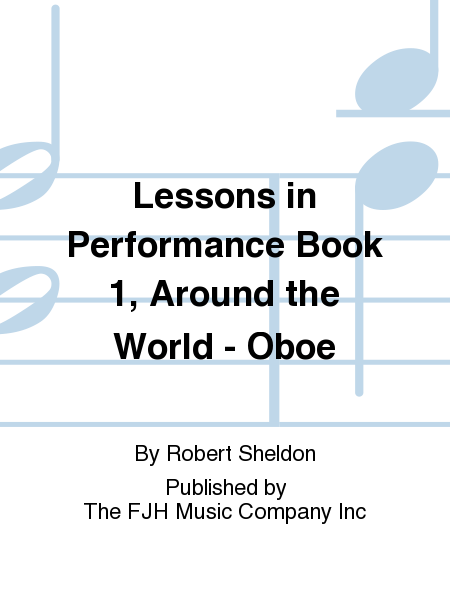 Lessons in Performance Book 1, Around the World - Oboe
