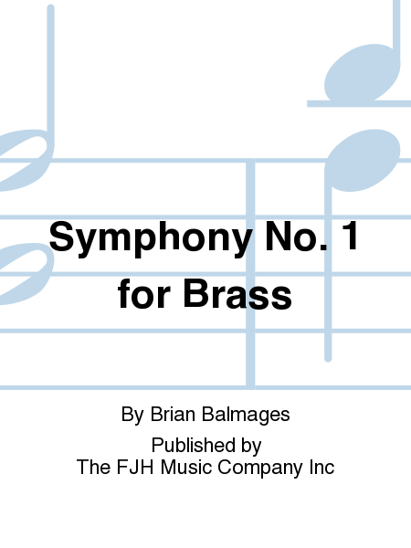 Symphony No. 1 for Brass