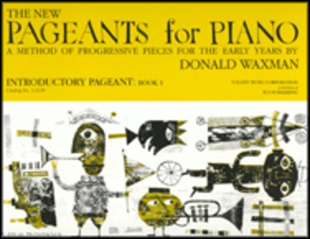 The New Pageants for Piano, Introductory Book 1