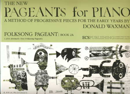 Folksong Pageant, Book 2A