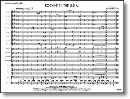 Rockin' in the U.S.A.