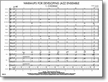 Warm-ups for Developing Jazz Ensemble