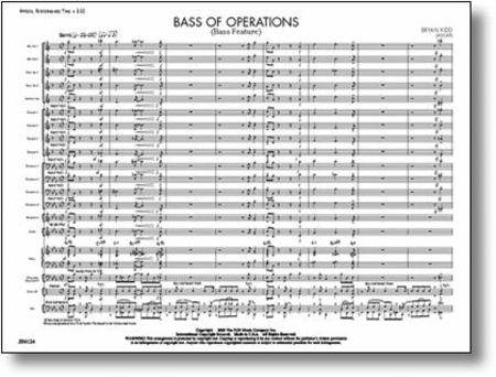 Bass of Operations (Bass Feature)