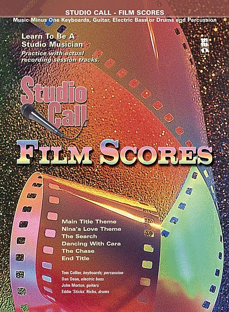 Studio Call: Film Scores - Electric Bass