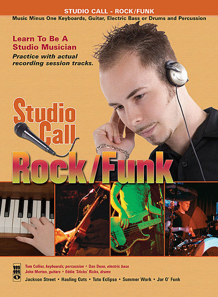 Studio Call: Rock/Funk - Bass/Electric Bass