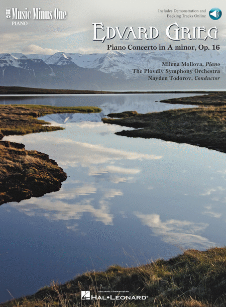 GRIEG: Piano Concerto in A minor, Op. 16 (New recording)