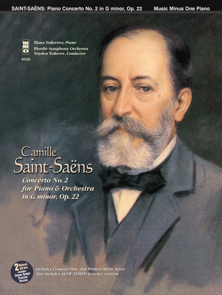 Saint-Saens' Concerto No. 2 in G minor, Op. 22