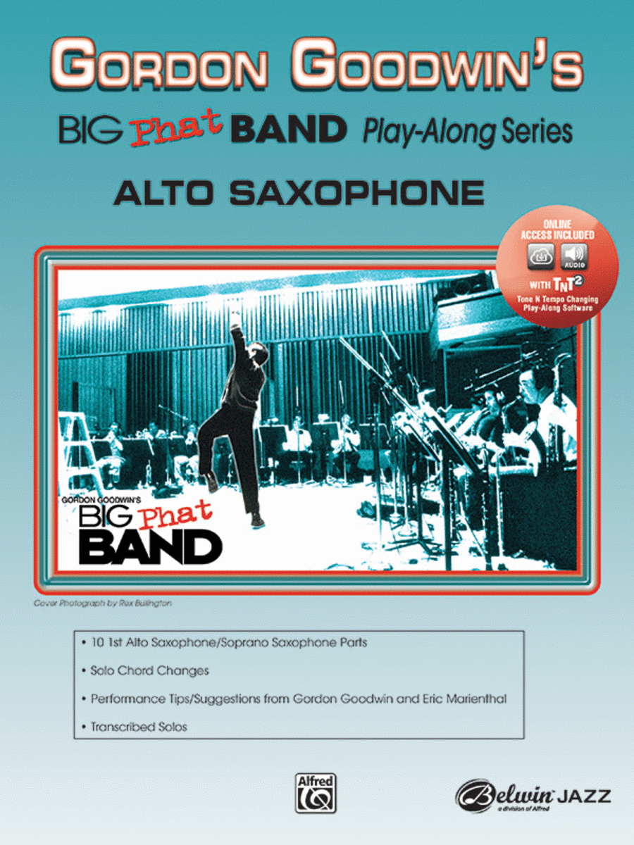 Big Phat Band - Alto Saxophone
