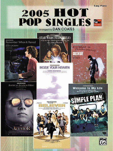 2005 Hot Pop Singles
