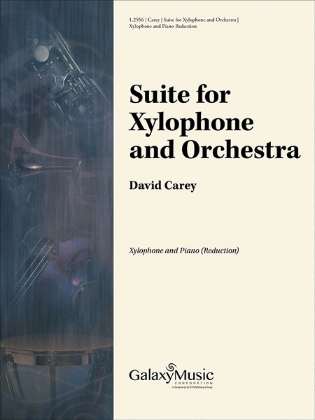 Suite for Xylophone & Orchestra (Parts)
