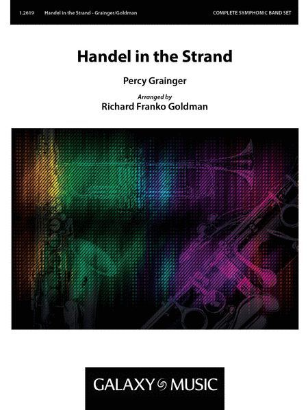 Handel in the Strand (Full Band Set and Score)