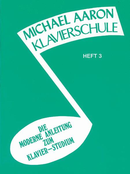Michael Aaron Piano Course (klavierschule), Book 3