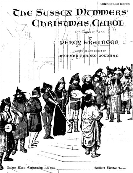 Sussex Mummers' Christmas Carol (Symphonic Set)