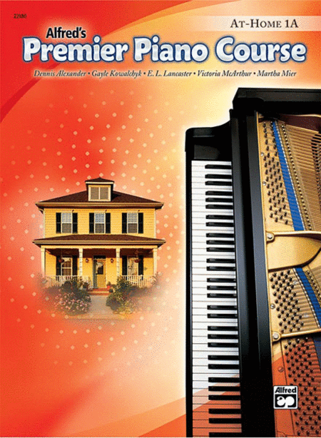 Alfred's Premier Piano Course: At-Home Book Level 1A