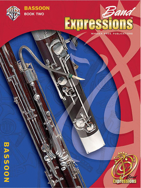 Band Expressions, Book Two Student Edition