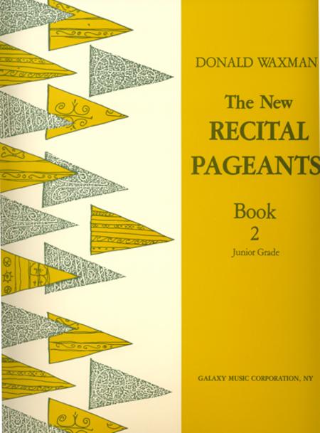 New Recital Pageants, Book 2