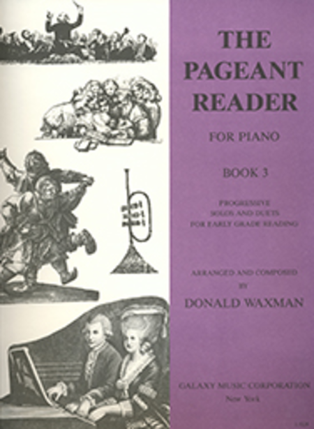 Pageant Reader, Book 3