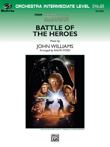 Battle of the Heroes (from Star Wars: Episode III Revenge of the Sith)