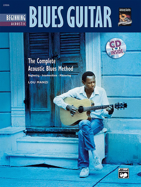 Complete Acoustic Blues Method