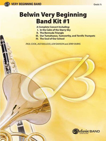 Belwin Very Beginning Band Kit #1