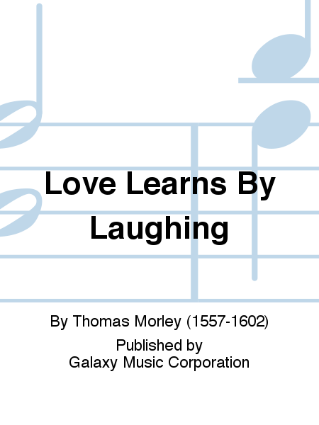 Love Learns By Laughing