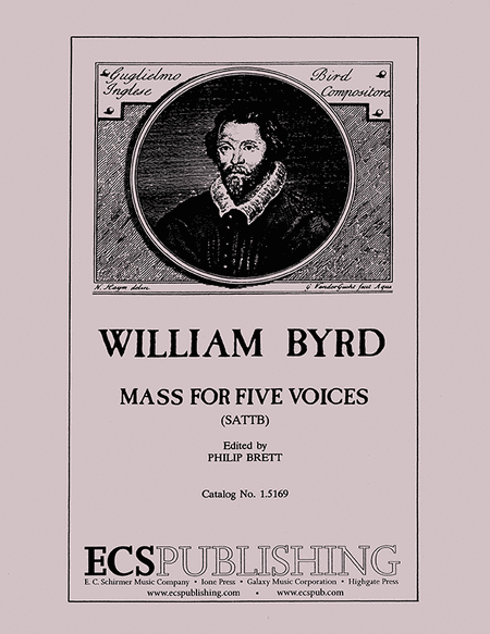 Mass for Five Voices