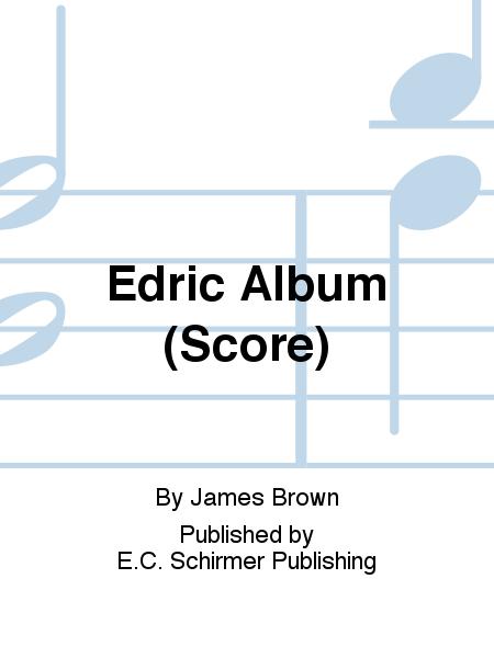 Edric Album (Score)