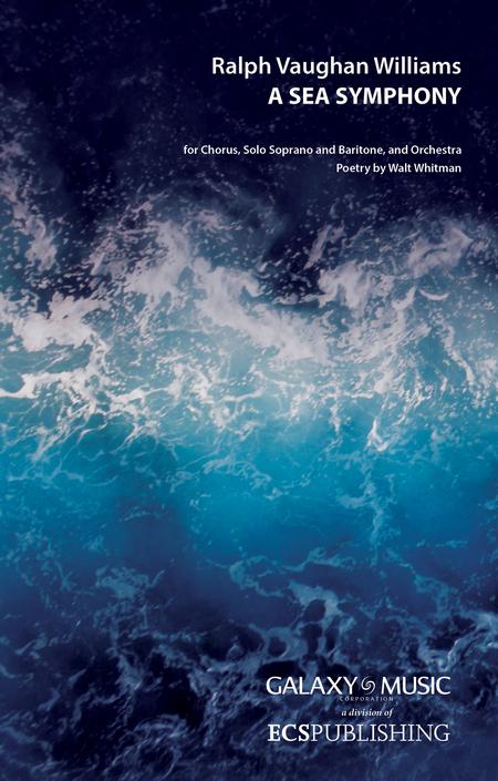 A Sea Symphony (Symphony No. 1) (Choral Score)