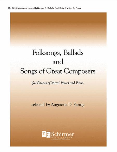 Folk Songs & Ballads