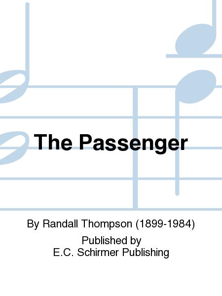 Five Love Songs: 2. The Passenger