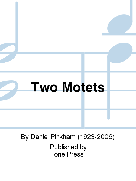 Two Motets