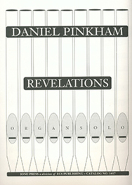 Revelations for Organ