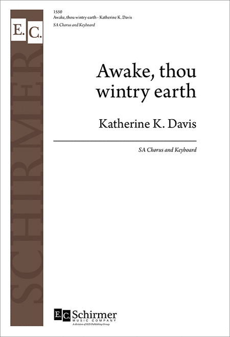 Awake, thou wintry earth