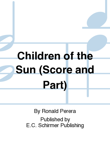 Children of the Sun (Score and Part)