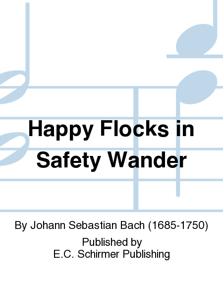Happy Flocks in Safety Wander