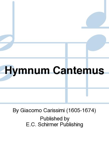 Hymnum Cantemus