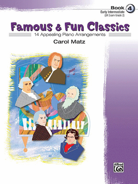 Famous & Fun Classics - Book 4