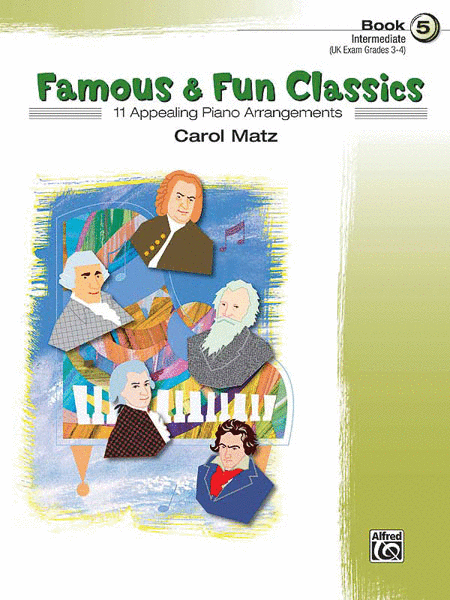 Famous & Fun Classics - Book 5